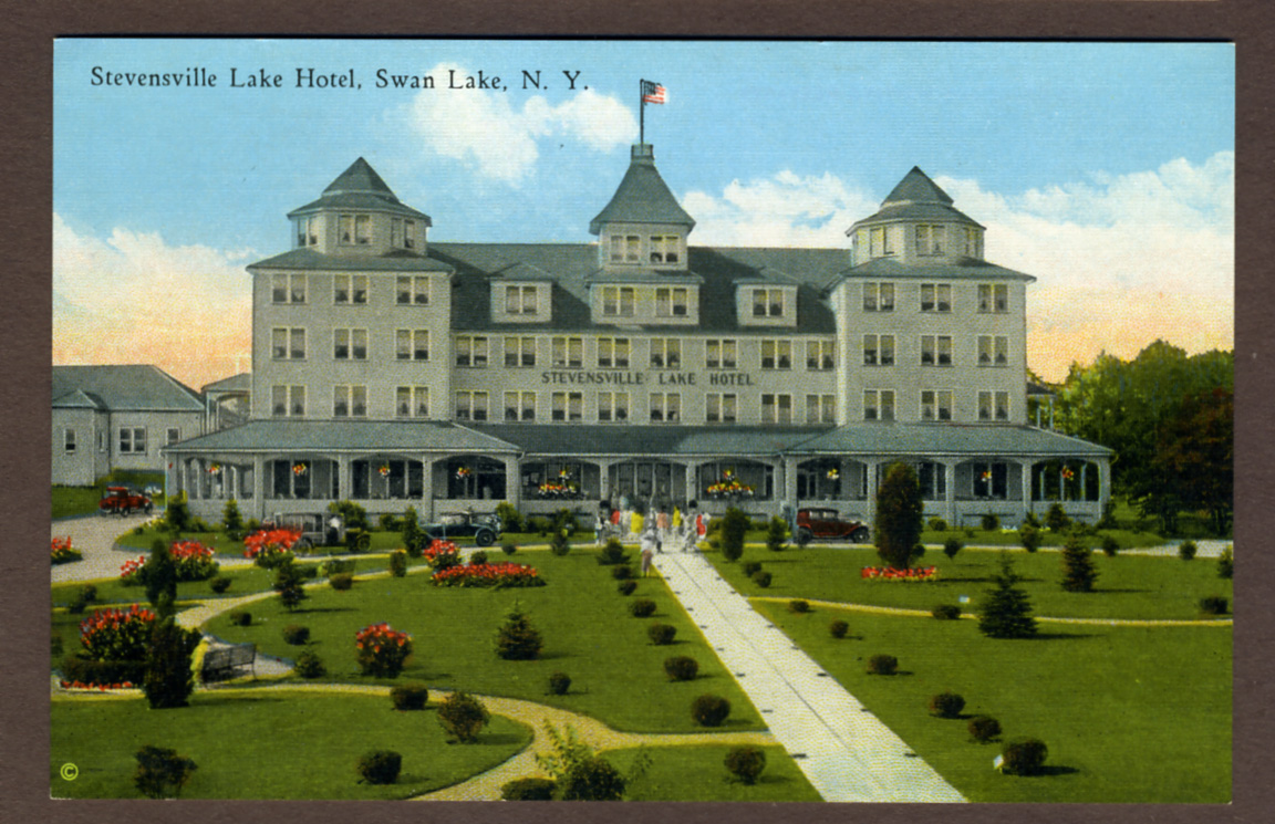 Latter Developing Into A Large Sprawling Hotel Run By The Dinnerstein Family