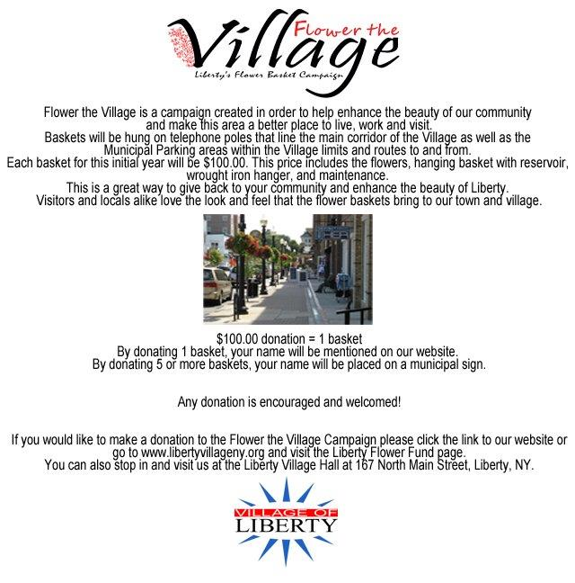 Flower the Village - Buy a Flower Basket