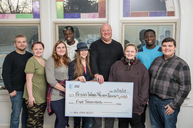 Bethel Woods' Project Identity