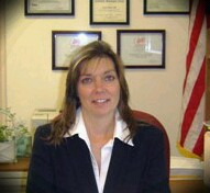 Laurie Dutcher, Town Clerk