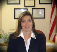 Laurie Dutcher, Town Clerk