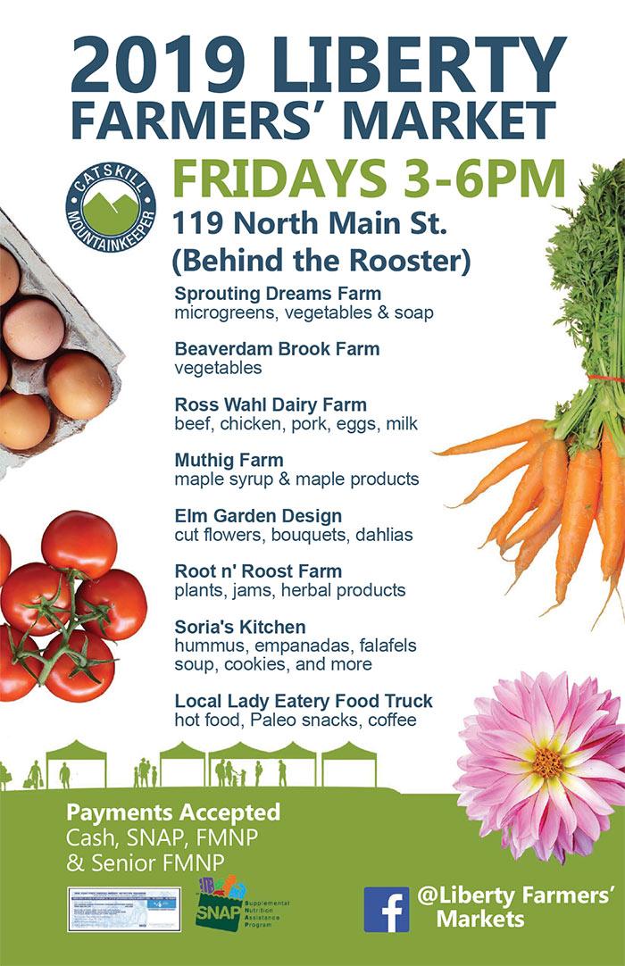 2019 Liberty Farmers' Market
