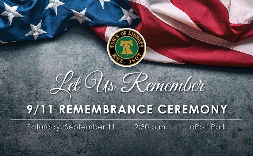 Let Us Remember 9/11