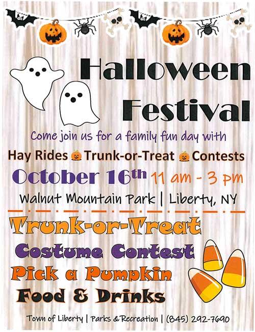 2021 Halloween Festival